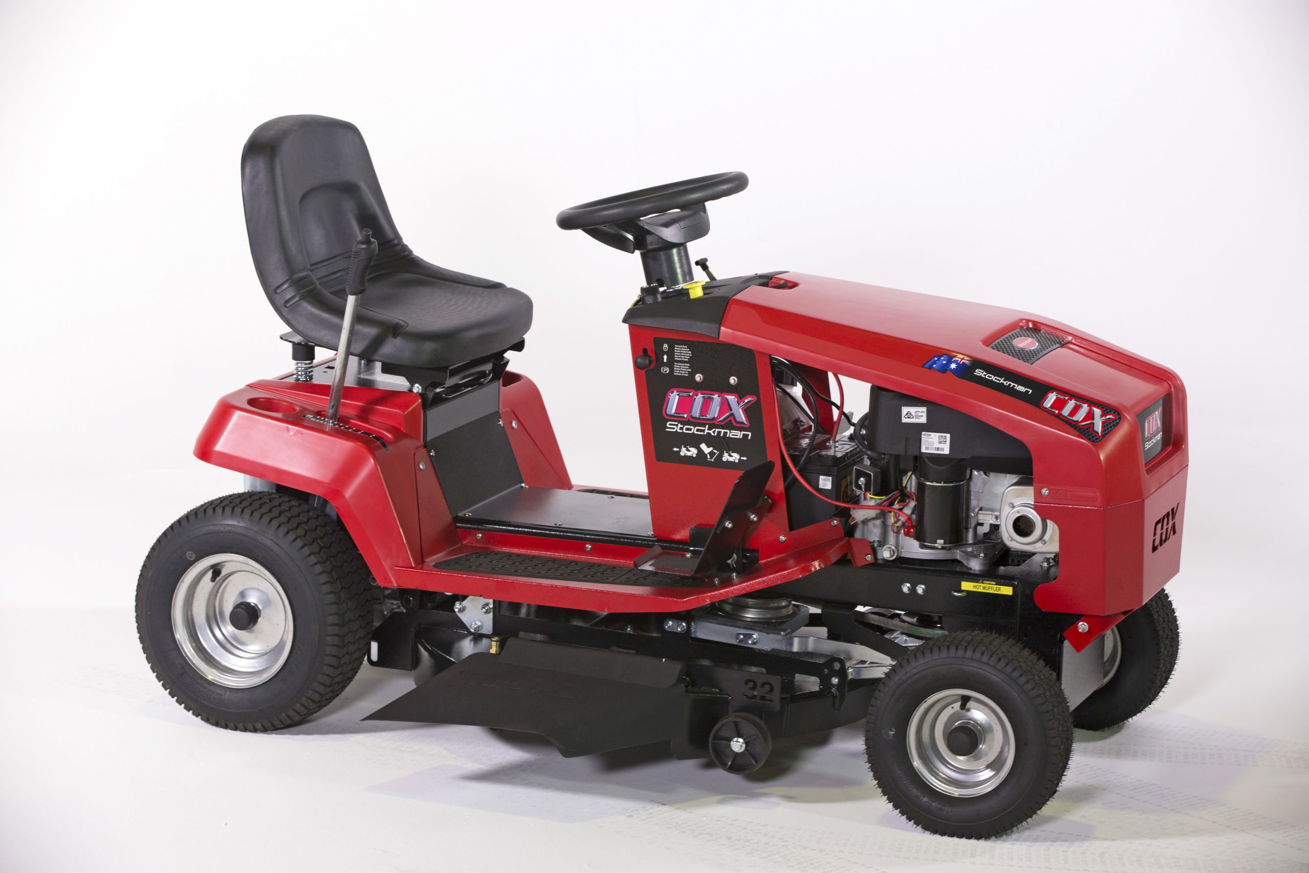 Image of the Cox Stockman 15C32 Ride on Lawn Mower
