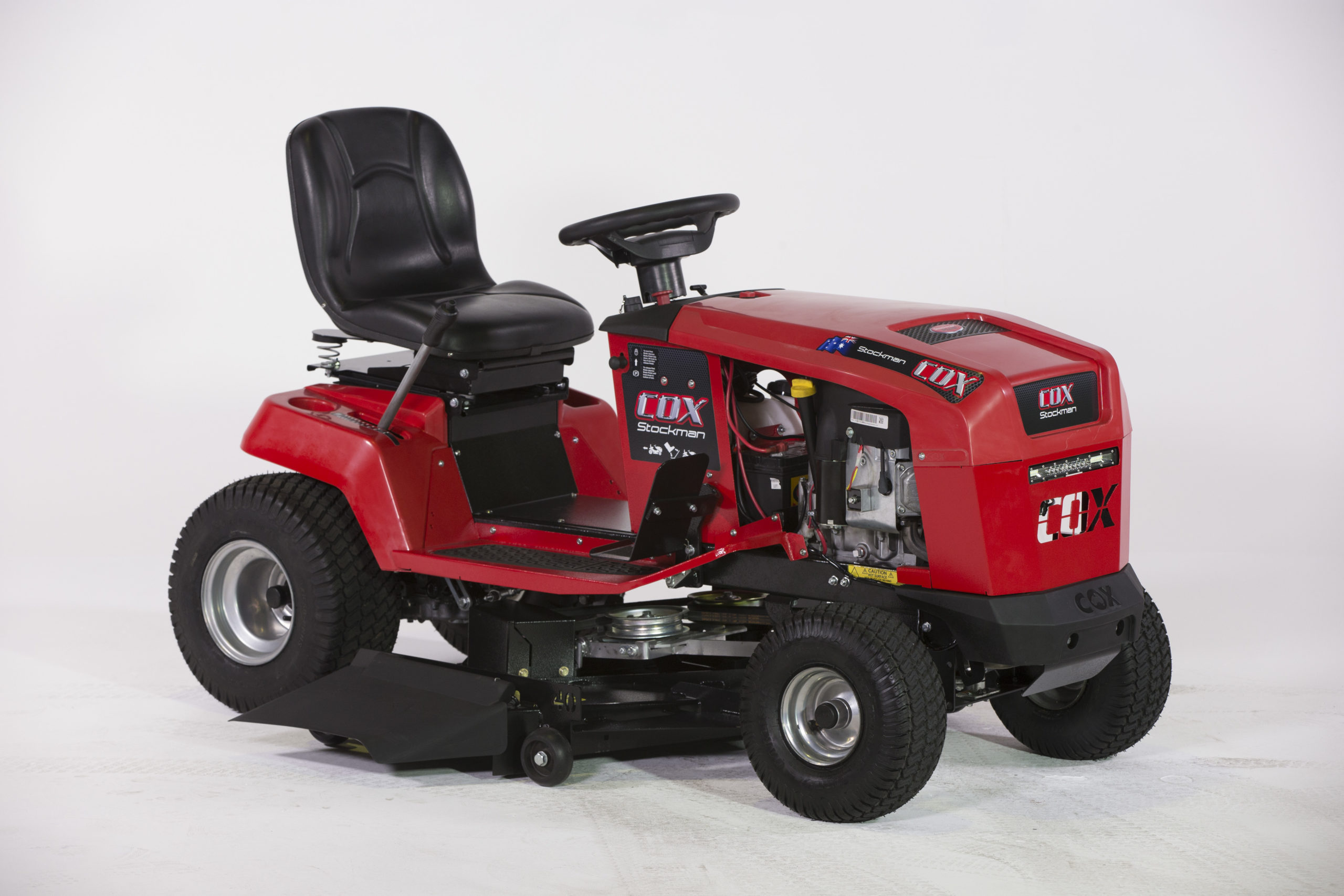Image of the Cox Stockman 15B32 Ride on Lawn Mower