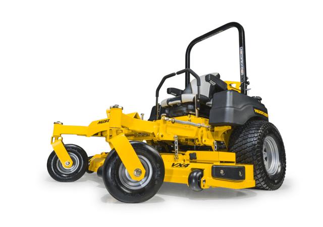 Image of the Hustler Super Z Hyperdrive EFI 72 Zero Turn Lawn Mower