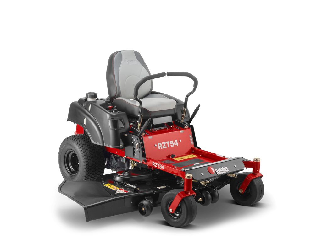 image of the Redmax RZT54 Zero Turn Lawn Mower